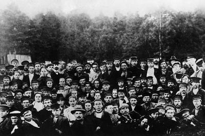 ロシア第一革命(1905年)