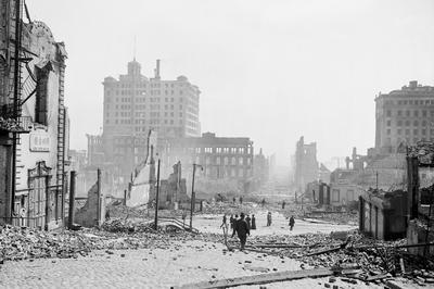 サンフランシスコ大地震 (1906年)