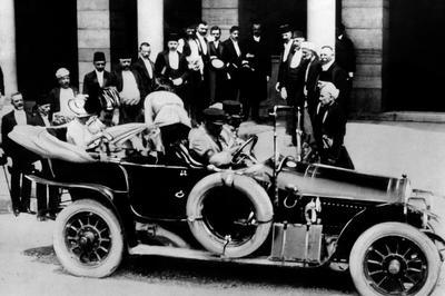 サラエボ事件 (1914年6月)