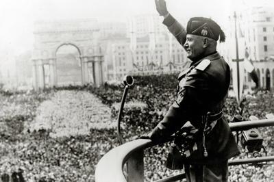 ファシズムの台頭 (1922年)