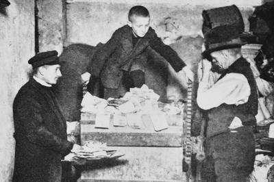 独ハイパーインフレ(1923年)