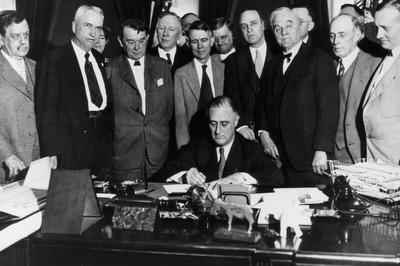 ニューディール政策 (1930-40年代)