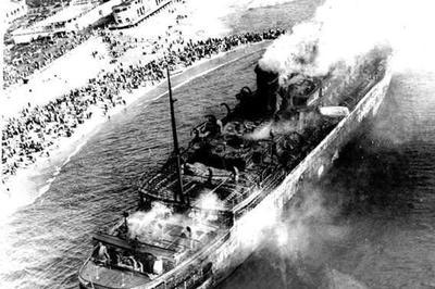 モロ・キャッスル号 火災事故 (1934年9月)