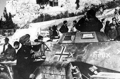 第2次世界大戦 ギリシャの戦い(1941年4月)