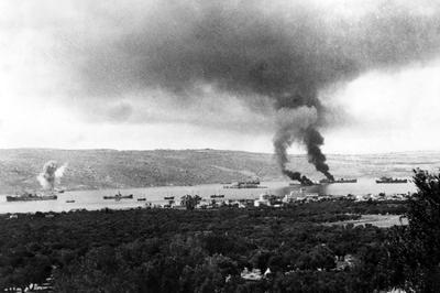 第2次世界大戦 クレタ島の戦い(1941年5月~)