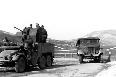 第2次世界大戦 東部戦線(1941年6月~)