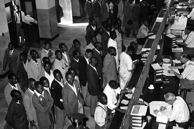 シャープビル虐殺事件 (1960年3月)