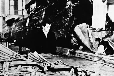 U-2偵察機撃墜事件 (1960年5月)