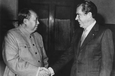 ニクソン大統領 中国訪問 (1972年2月)