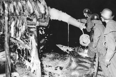 インターフルーク航空墜落事故 (1972年)