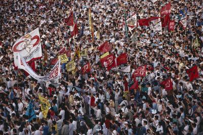 光州民主化運動 (1980年5月)