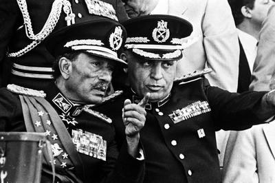 サダト暗殺事件 (1981年10月)