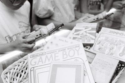 ゲームボーイ人気 (1989年9月)