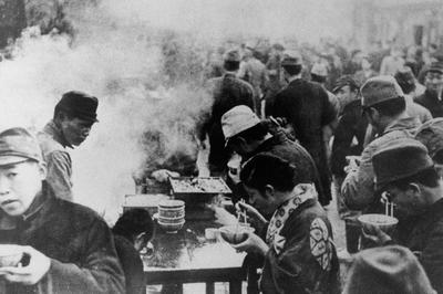 戦後占領期日本の生活 | 写真素...