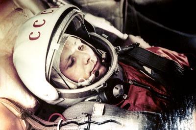 人類初の有人宇宙飛行ガガーリン、宇宙へ