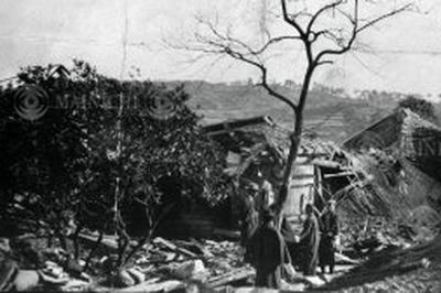 島原地震(1922年12月)