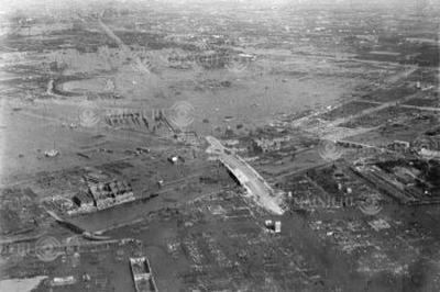 昭和20年 台風20号 阿久根台風(1945年10月)