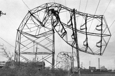 昭和9年 室戸台風 1934年9月