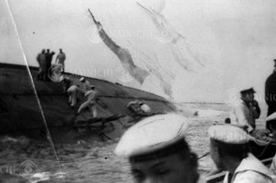 大正11年 新高台風 1922年8月
