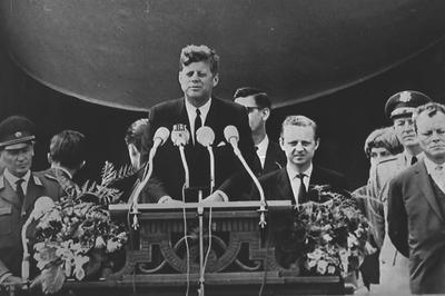 ケネディ大統領ベルリン演説