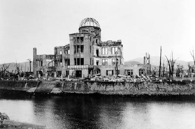広島原爆投下(1945年8月6日)
