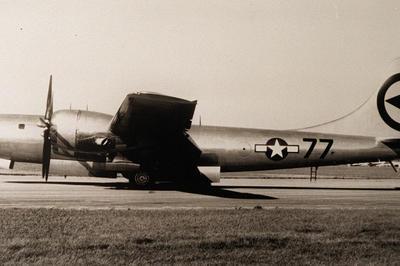 爆撃機「ボックスカー」