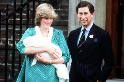 イギリス王室 ダイアナ元皇太子妃