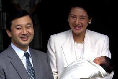 日本皇室 雅子さま