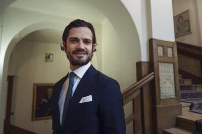 スウェーデン/カール・フィリップ王子