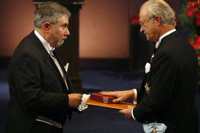 2008年 ポール・クルーグマン
