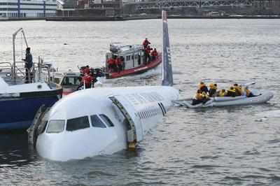 ハドソン川の奇跡(2009年1月15日)