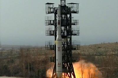 北朝鮮ミサイル発射実験(2009年4月5日)