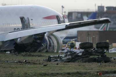 ブリティッシュエアウェイズ事故(2008年1月17日)