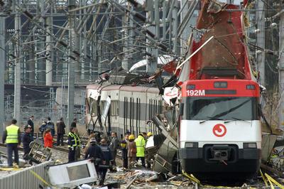 スペイン列車爆破事件(2004年3月11日)