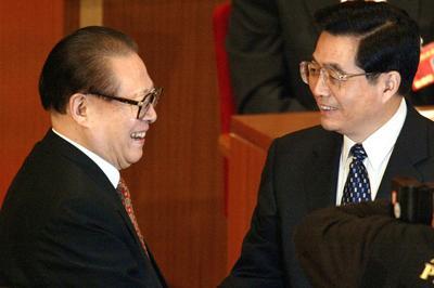 胡錦濤氏 国家主席に就任(2003年3月15日)