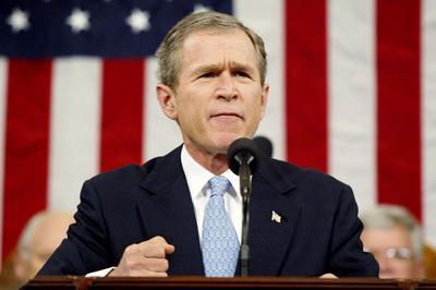 ブッシュ大統領「悪の枢軸」発言(2002年1月29日)