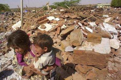 インド西部地震(2001年1月26日)