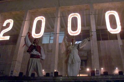 2000年の出来事 | 写真素材・ストックフォトのアフロ