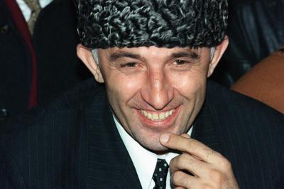 アスラン・マスハドフ(元チェチェン大統領)