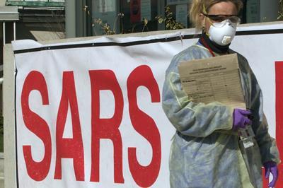 SARS(重症急性呼吸器症候群))