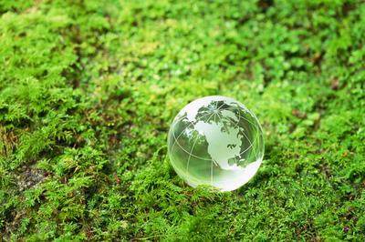 グリーンと地球