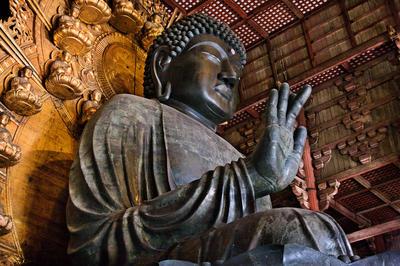 南都焼討のあった地の一つ: 奈良県 東大寺