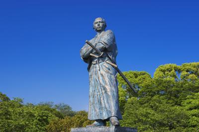 坂本龍馬の肖像・銅像