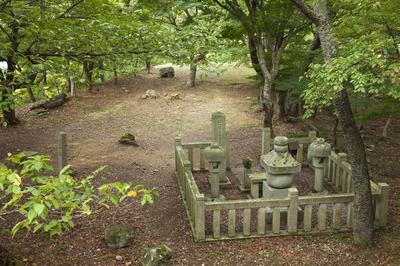 お江が生まれた城: 小谷城跡 (滋賀県)