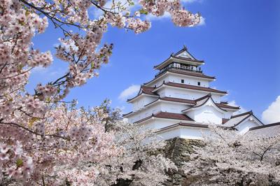 鶴ヶ城(福島県)