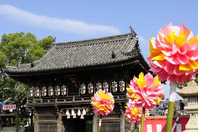 松原八幡神社(兵庫県)