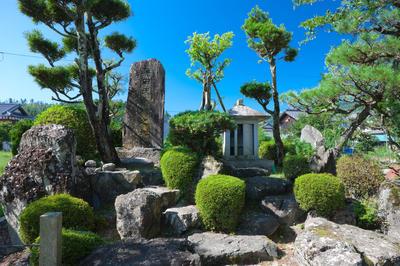 黒田家廟所(滋賀県)