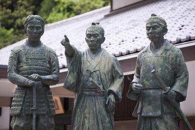 吉田松陰の肖像