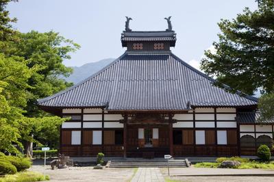 長国寺(長野県)
