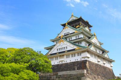 大阪城(大阪府)